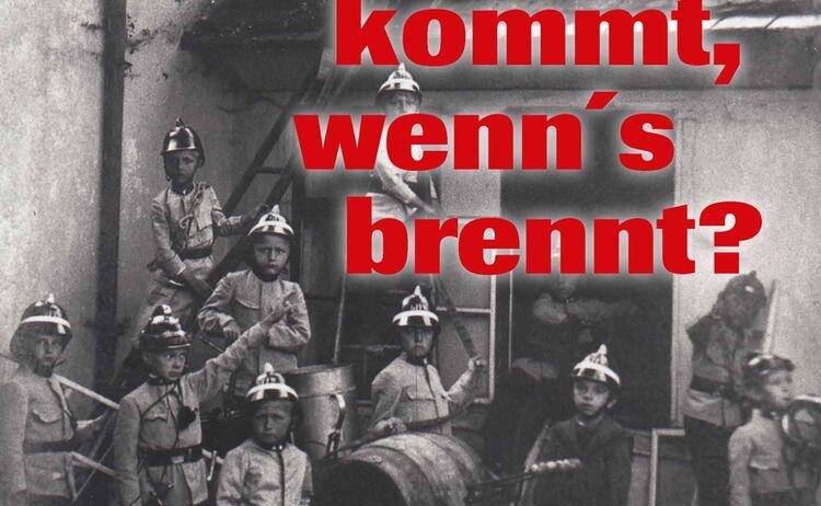 Plakat Feuerwehrausstellung Hp